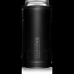BrüMate Hopsulator Slim 12oz Slim Can - Matte Black | 748613303698
