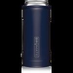 BrüMate Hopsulator Slim 12oz Slim Can - Matte Navy | 748613302363