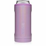 BrüMate Hopsulator Slim 12oz Slim Can - Glitter Violet   748613302387