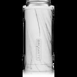 BrüMate Hopsulator Slim 12oz Slim Can - Carrara | 748613304824