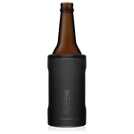 BrüMate Hopsulator BOTT'L 12oz Bottle - Matte Black | 748613303179