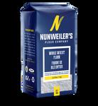 Nunweiler's Flour Company Organic Whole Grain Whole Wheat Flour 1kg | 067785000045