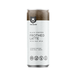 Two Bears Black Coffee Frothed Latte with Oat Milk 6 pack x 250mL | 628504309032