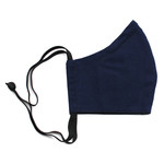 Ortho Active Cloth Face Mask for Adults - 1-Pack | Navy Blue