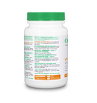 Organika Vitamin C 1200mg Powder - Antioxidant 110g | 3067 | 620365030674