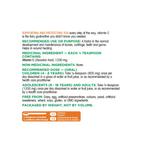 Organika Vitamin C 1200mg Antioxidant Powder 110g | 3067 | 620365030674