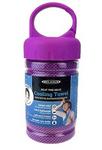 Relaxus Instant Cooling Towel Purple | 30628949004999