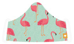 Now Designs Take Cover Mask - Flamingo | 064180303061