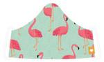 Now Designs Take Cover Mask - Flamingo | 064180303061