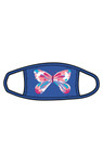 Little Blue House by Hatley Non-Medical Reusable Adult Face Mask -Butterfly