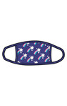 Little Blue House by Hatley Non-Medical Reusable Adult Face Mask - Shooting Stars