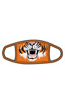 Little Blue House by Hatley Non-Medical Reusable Kids Face Mask - Tiger