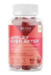 SUKU Vitamins Appley Ever After - Apple Cider Vinegar Gummies (with the Mother) 60 Gummies | 628176472171