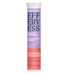 Organika Effervess Marine Collagen and Vitamin C Effervescent - Cranberry Single Pack (14 Tablets) | 620365029869