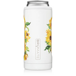 BrüMate Hopsulator Slim 12oz Slim Can - Sun Flower (Limited Edition) |