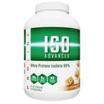 Pro Line ISO Advanced Natural Whey Protein Isolate 5 lbs Salted Caramel | 700199004109