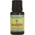 FREE Organika Eucalyptus Essential Oil 15mL