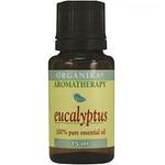 FREE Organika Eucalyptus Essential Oil 15mL
