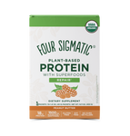 Four Sigmatic Plant-Based Protein with Superfoods Repair - Peanut Butter 10 Packets x 40g | 816897021970