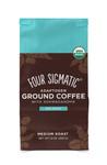 Four Sigmatic Adaptogen Ground Coffee with Ashwagandha Balance - Medium Roast 340g | 816897021802