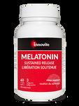 Innovite Health Melatonin  Sustained Release 3mg 60 Veg Capsules | UPC: 626712101103