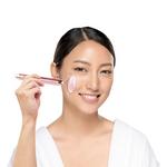 Relaxus Rose Quartz Vibrating Facial Massage Roller | 706345 | 0628949063460