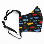 Ortho Active Cloth Face Masks for Kids - 1-Pack