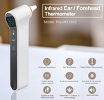 Dr. Ho's Infrared Touchless Thermometer - Features