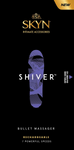 LifeStyles SKYN Shiver Rechargeable Bullet Massager | 070907099209
