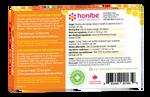 Honibe Honey Lozenges Vitamin C Boost for Health Support - Orange 10 Lozenges