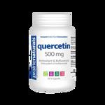Prairie Naturals Quercetin 500mg - Antioxidant & Bioflavonoid 120 V-Capsules
