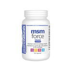 Prairie Naturals MSM Force with OptiMSM 120 Capsules