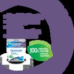 Boiron Quietude - Sleep & Stress Aid 90 Quick Dissolving Tablets | 774016848191 | Features