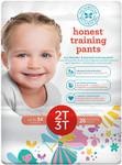 The Honest Company Honest Training Pants - Fairies Size 2T-3T (26 Count) | 817810029462