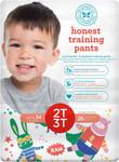 The Honest Company Honest Training Pants - Super Hero Size 2T-3T (26 Count) | 817810029493