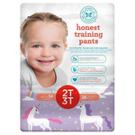 The Honest Company Honest Training Pants - Unicorns 2T-3T (26 Count) | 817810029400