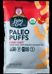 LesserEvil Organic Grain-Free Paleo Puffs - Fiery Hot 142g   856762007739