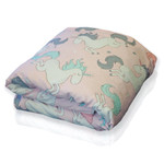 HUSH Kids Weighted Blanket | Unicorn