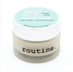 Routine Natural Deodorant - Sweet Jane 58g