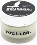 Routine Natural Deodorant - Johnny's Cash 58g (Vegan, No Beeswax)