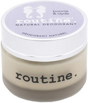 Routine Natural Deodorant - Bonnie & Clyde 58g (Unscented)