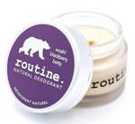 Routine Natural Deodorant - Woah! Blackberry Betty 58g | 627843241799