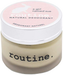Routine Natural Deodorant - A Girl Named Sue 58g