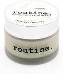 Routine Natural Deodorant - Cat Lady 58g (Vegan, No Beeswax)