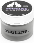 Routine Natural Deodorant - Moon Sisters 58g (Activated Charcoal, Magnesium, Prebiotics)
