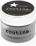 Routine Natural Deodorant - SUPERSTAR 58g (Activated Charcoal, Magnesium, Prebiotics)