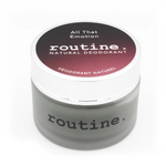 Routine Natural Deodorant - All That Emotion 58g (Luxury Scent)