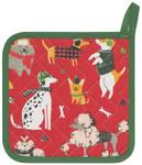 Now Designs Yule Dogs Potholder | 064180294512