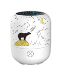 Le Comptoir Aroma Lullaby Diffuser for Kids with Projector Night Light | 848245025460