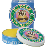 Badger Balm Certified Organic Cuticle Care - Soothing Shea Butter 21g